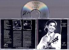 TOWNES VAN ZANDT - Live & Obscure 1987 CD Import RARISSIMO