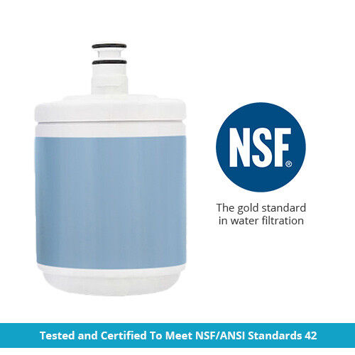 New Replacement Refrigerator Water Filter for Kenmore ADQ72910907-2 Pack