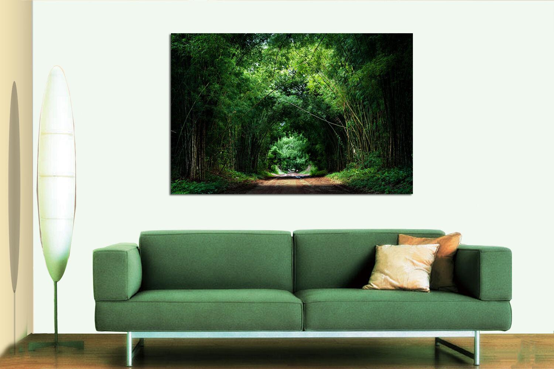 3D Trees 426 Wall Stickers Vinyl Murals Wall Print Decal AJSTORE UK Lemon