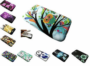 low priced 7bdb9 98a74 Details about TPU Flexi Crystal Skin Cover Phone Case For TracFone Alcatel  Pixi Unite A466BG