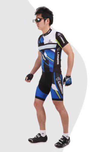 LAMBDA Cycling Bike Outdoor Sports Shorts Bottom Only TM1307BSP