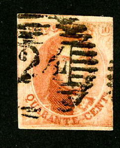 Belgium Stamps 8 Vf Used Scott Value 110 00 Ebay