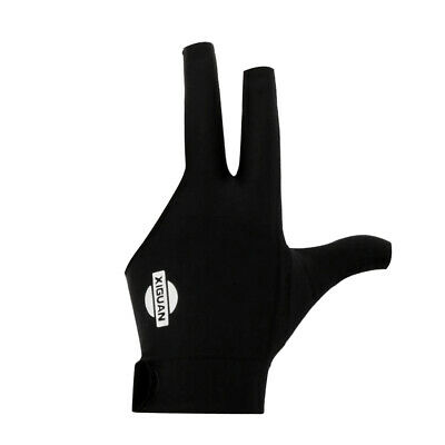 T TOOYFUL 3-Finger Durable Elastic Finger Tip Cut Right Hand Snooker Pool Billiard