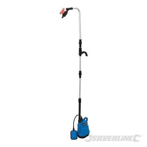 Water Butt Pump 400W 3811Ltr / hr Power Tools Outdoor