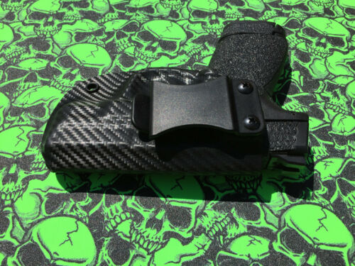 "P32 Custom Kydex IWB Holster Slim CCW CARRY /""INSIDE THE WAISTBAND/"" Kel Tec P3AT"