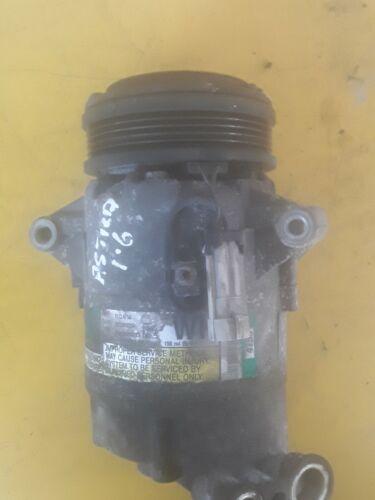 Vauxhall astra h air con pump 13124750