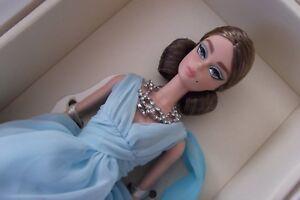 Silkstone-Gold-Label-BFMC-Poseable-Blue-Chiffon-Barbie-Doll