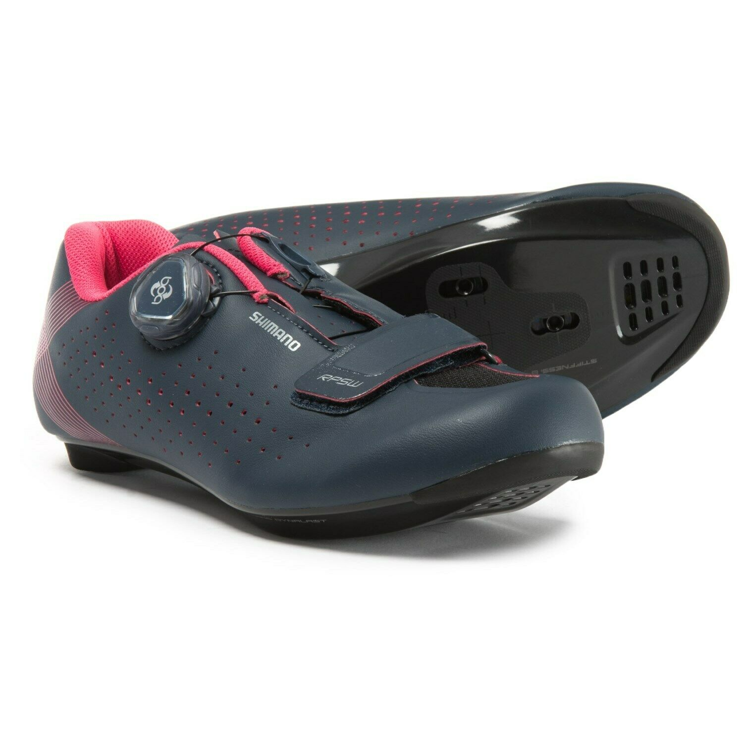 NWOB Shimano SH-RP5W Road Cycling shoes   3-Hole   Women's  Size 9.5  select from the newest brands like