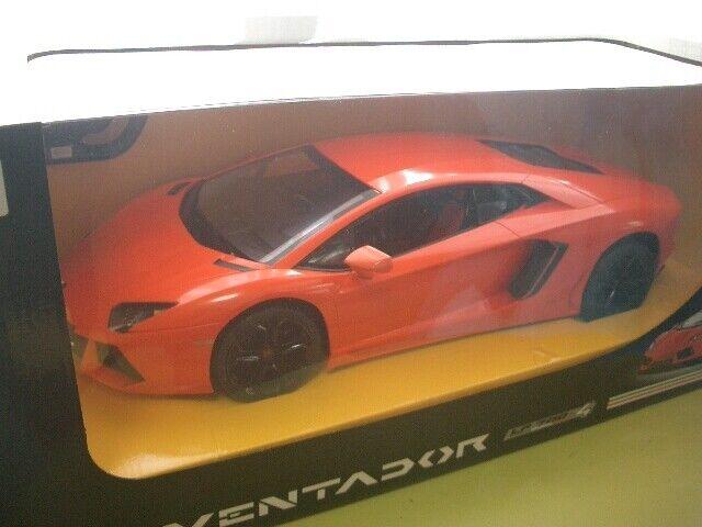 Rastar 1 10 Rc Lamborghini Aventador Radiocomando Auto da Giappone F S