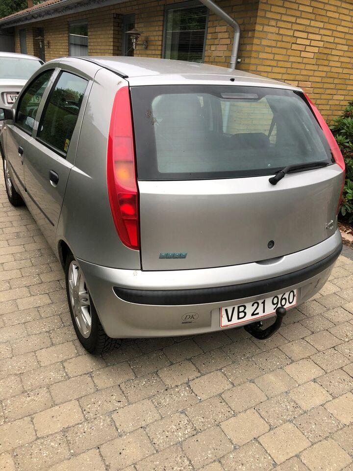 Fiat Punto, 1,2 16V Emotion, Benzin