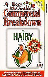 Rory-McGrath-039-s-Commercial-Breakdown-VHS-1997