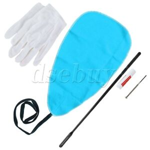 25pcs professional flute cleaning kit set cleaning cloth for flute olayer 841870113496 ebay. Black Bedroom Furniture Sets. Home Design Ideas