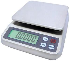 WEIGHING SCALES WATERPROOF 6KG - Weighing scales - Measuring