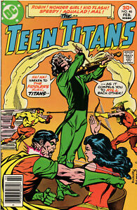 Teen-Titans-46-1st-Series-DC-1977-VF-Rich-Buckler-Robin-Kid-Flash-Wonder-Girl