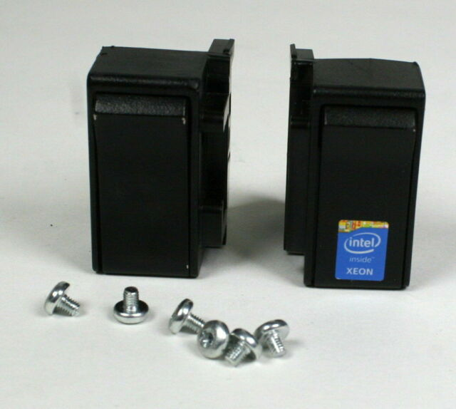 Dell Poweredge R510 2U Mounting Ears Lugs complete with Screws MP-00004293-000