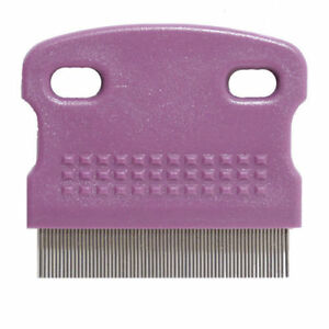 Rosewood-Flea-Comb-amp-Mini-Flea-Comb-Cats-amp-Dogs-Easy-To-Use