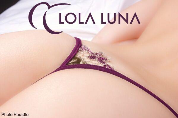LOLA LUNA String BUTTERFLY micro open S M L XL