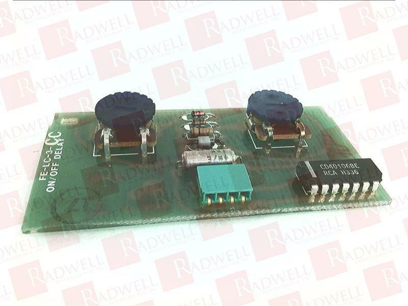 HONEYWELL FE-LC3-CC   FELC3CC (USED TESTED CLEANED)