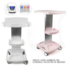 Aluminum Alloy Trolley Stand Assembled For Beauty Instrument Machines Us Ship