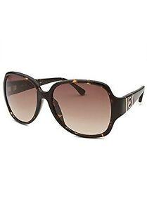 Michael Kors 56mm Grayson Square Tortoise Sunglasses for Women M2777S 206 56