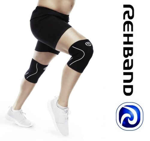 Rehband CrossFit Knee Support Rx Line 105206 Injury Fitness Weightlifting3mm