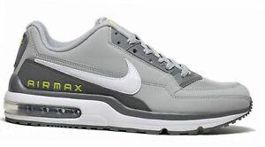 Details zu Nike Herren Freizeiit Trend Schuhe Sneaker NIKE Air Max LTD 3 grau