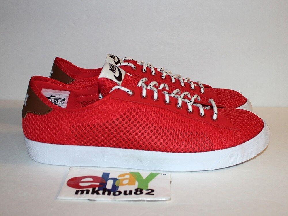 Comfortable and good-looking New Nike Tennis Classic AC Mesh skateboard shoes low blazer SB supreme Comfortable
