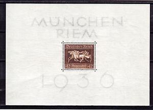 Dt. Reich Block Nr. 4 ** postfrisch - Neuhausen, Deutschland - Dt. Reich Block Nr. 4 ** postfrisch - Neuhausen, Deutschland