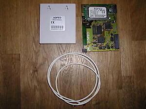 Agfeo Dect Module Avec Antenne Pour As40 As40p As100it V2.6h-afficher Le Titre D'origine