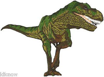 "Tyrannosaurus Rex Embroidered Patch 12CM X 9CM(5"" X 3 1/2"")"