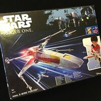 Star Wars Rogue One X Wing Luke Skywalker Toy Boxed Sale