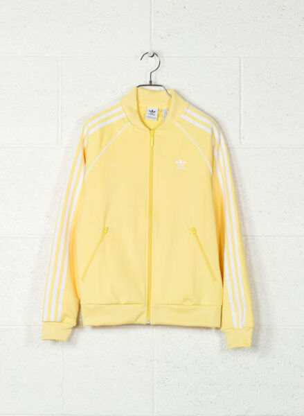 Giallo Adidas Originals 2018 44 Felpa Estate Primavera Donna Ce2397 PkOXZiu