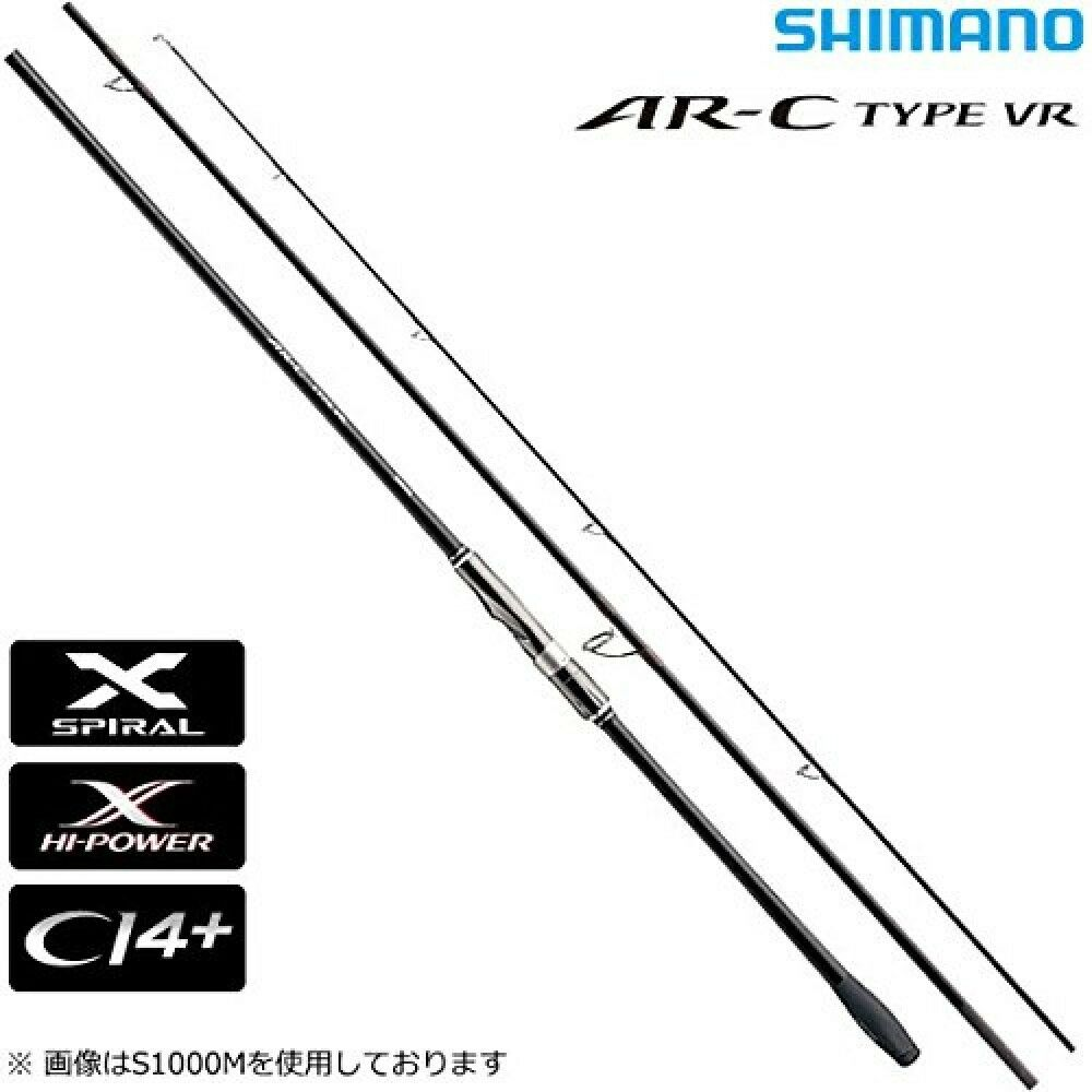 Shimano AR-C TYPE VR S904MH Medium saltwater fishing spinning rod From Japan F S