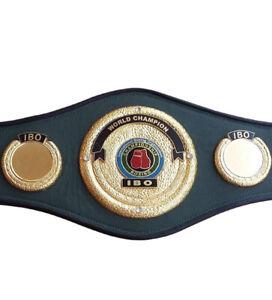 IBO International World Organization Champion Boxing Belt Replica Adult