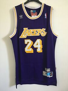 huge selection of 72c57 844e7 Details about Tank Top NBA Basketball Kobe Bryant Jersey Los Angeles Lakers  Shirt S/M/