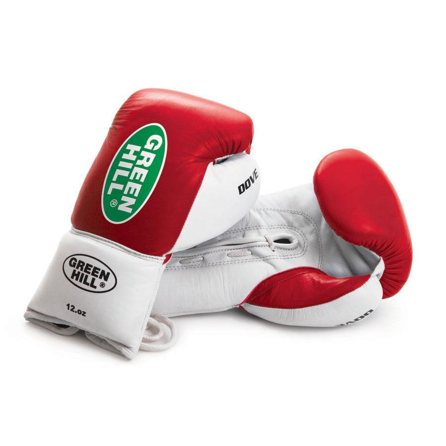 Grünhill professional Leder boxing gloves dove cow hide Leder professional Beste reliable quality 908f09