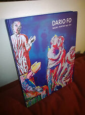 DARIO FO, MALEREI - PAINTINGS 1945 - 2012 (bilingue tedesco e inglese)