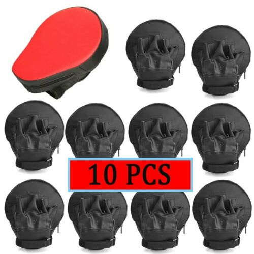 LOT10 Curved Hand Fist Target Pad Taekwondo Training Boxing Hand Target Pads BE