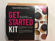 Bare Minerals 10 Piece Get Started Complexion Kit - Medium Beige