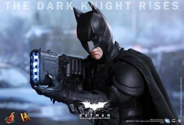 HOT TOYS 1/6 DC THE DARK KNIGHT DX12 BATMAN BRUCE WAYNE FIGURE Sideshow