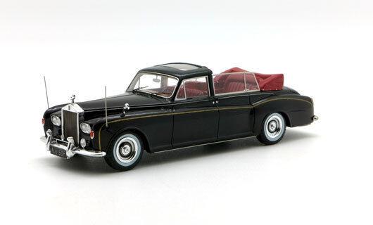 Rolls Royce Phantom V State Landaulette 1967 Queen Elizabeth II Truescale 1 43