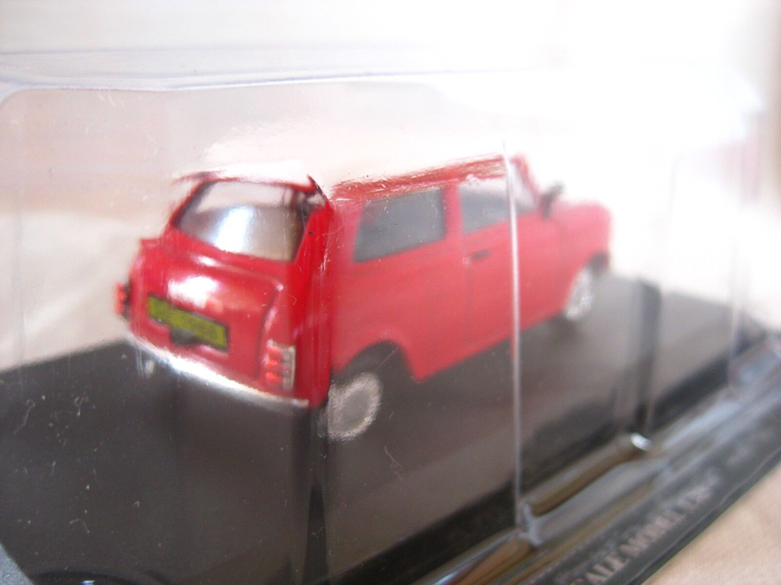 MINICOOPER Red 1 43 Die Die Die cast model 20th CENTURY GREAT CARS COLLECTION 970e91