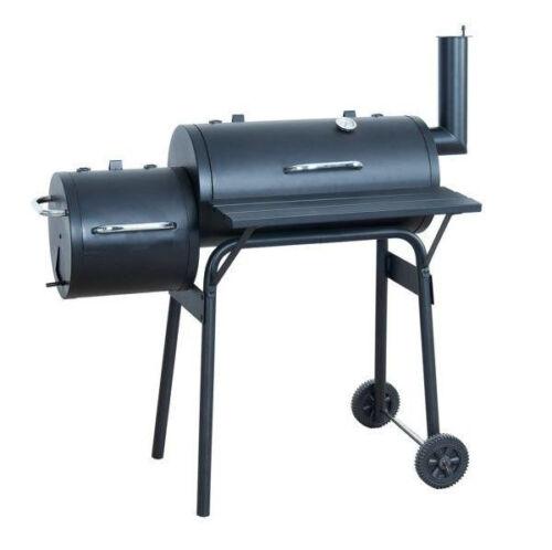 Tepro Smoker mit seitlicher Brennkammer Wichita TOP NEU