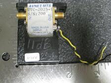 Avnet Mts Utc 2025 Microwave Amplifier 11db Gain 23dbm Output Power 10mhz 2ghz