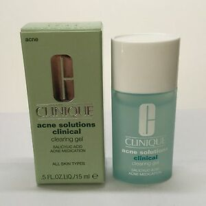 clinique clearing gel