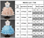 Infantil-Unicornio-Fruncido-Vestido-con-Tutu-Muchacha-Flor-Dama-Honor miniatura 10