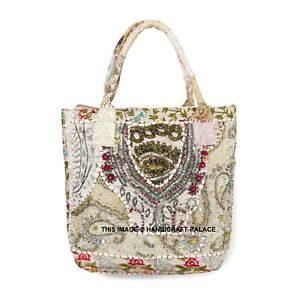 931c7e790e Image is loading INDIAN-VINTAGE-BANJARA-Shoulder-Bags-ETHNIC-BOHEMIAN-GYPSY-