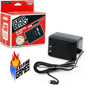 AC-Adapter-for-the-Atari-2600-System-6-Ft-Power-Cord
