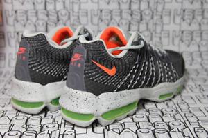 8516e973d5 Nike Air Max 95 Ultra Grey Crimson Lime Neon 749771 006 og MEN 8 | eBay