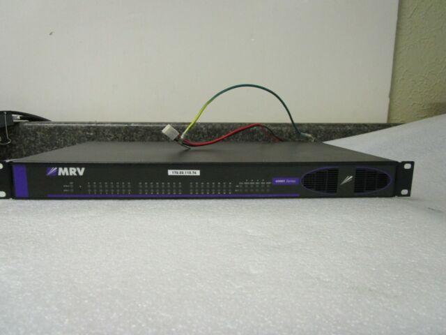 Mrv Lx 4048t 112dc 400 R0004 La 4000t Series Console Server Ia8ns1487 For Sale Online Ebay